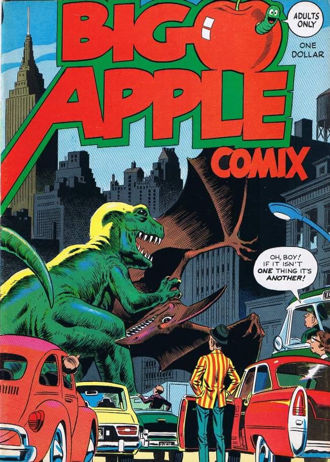 Big Apple Comix • USA
