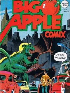 Go to Big Apple Comix • USA