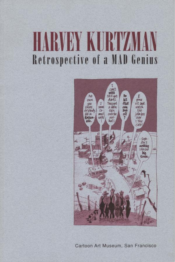 Retrospective of a MAD Genius • USA