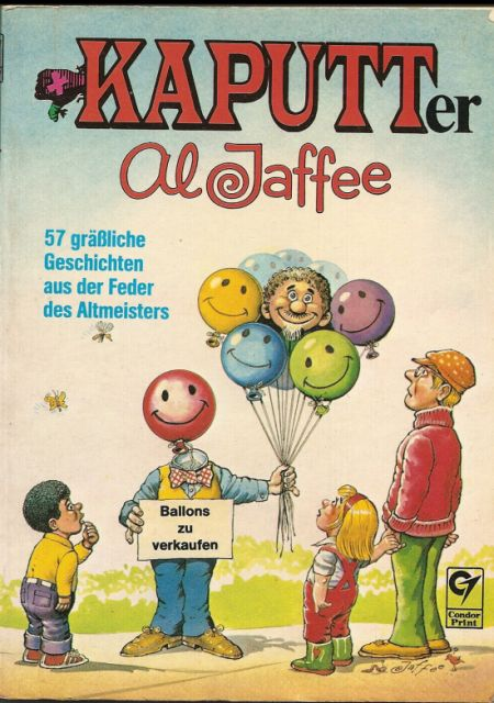 KAPUTTer Al Jaffee #5 • Germany