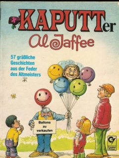 Go to KAPUTTer Al Jaffee #5 • Germany
