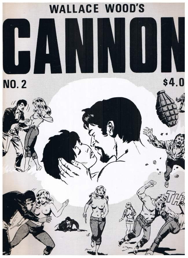 Cannon #2 • USA