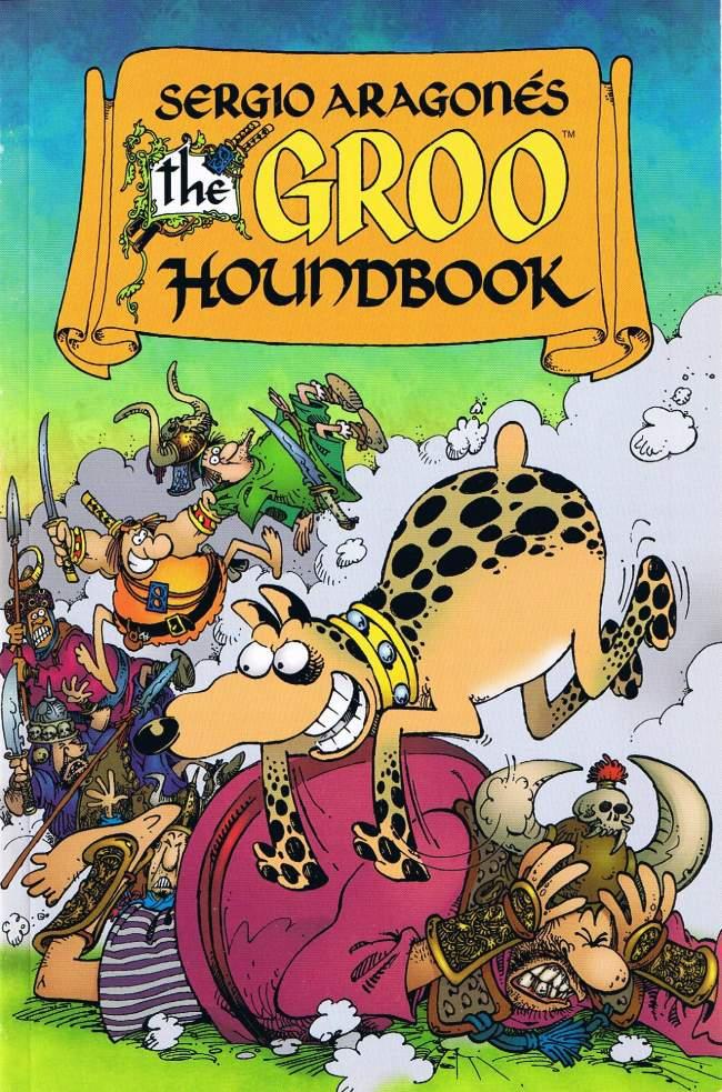 Groo: Houndbook • USA