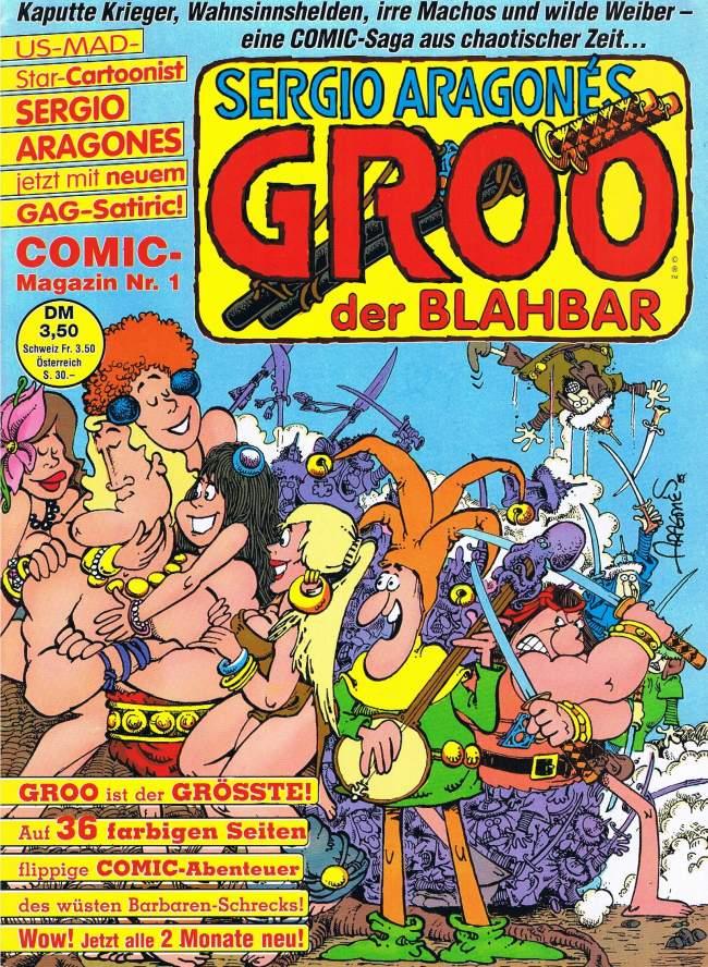 Groo der Blahbar #1 • Germany