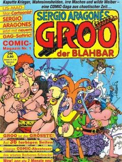 Groo der Blahbar #1