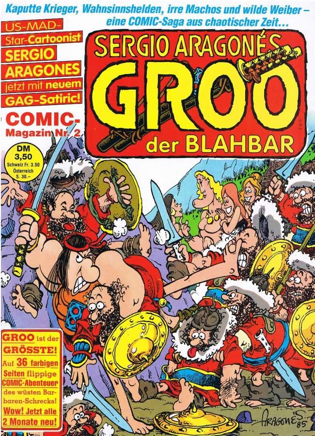 Groo der Blahbar #2 • Germany