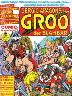 Groo der Blahbar #2 • Germany