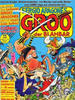 Groo der Blahbar #3 • Germany