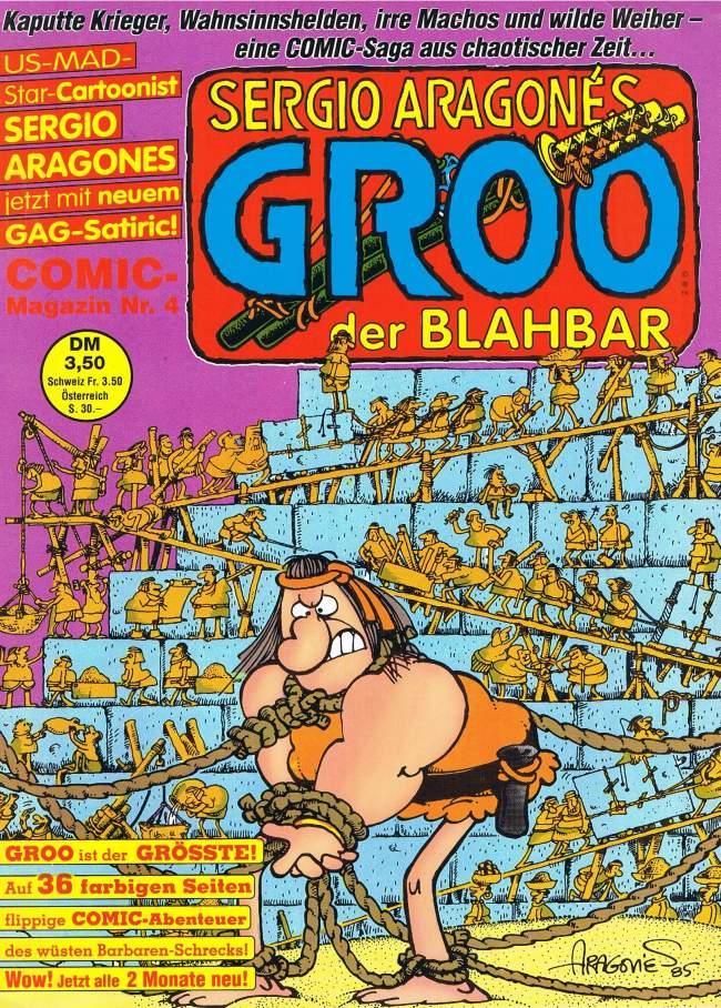 Groo der Blahbar #4 • Germany