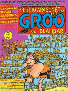 Go to Groo der Blahbar #4 • Germany
