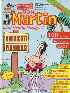 Don Martin Gag Taschenbuch • Germany