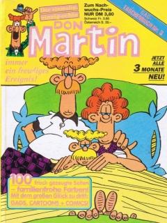 Go to Don Martin Gag Taschenbuch #3 • Germany
