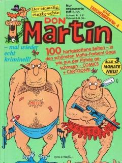 Go to Don Martin Gag Taschenbuch #4 • Germany