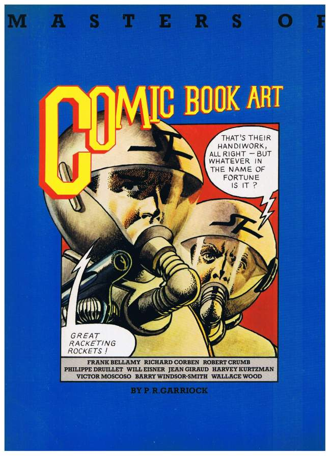 Masters of Comic Book Art • Great Britain
