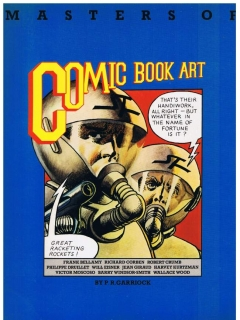 Go to Masters of Comic Book Art • Great Britain