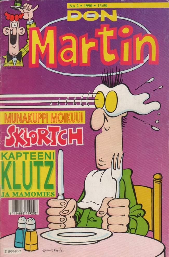 Don Martin #2 • Finland