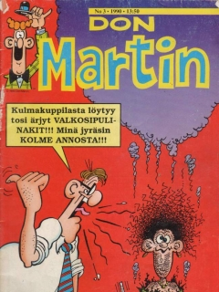 Go to Don Martin #3 • Finland