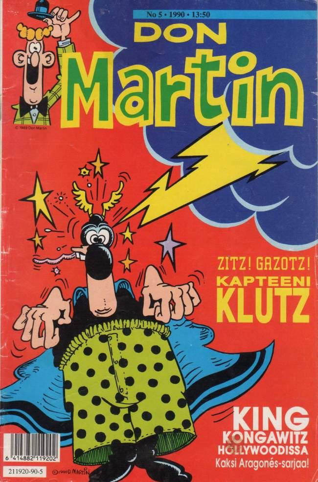 Don Martin #5 • Finland