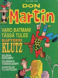 Don Martin #7 • Finland