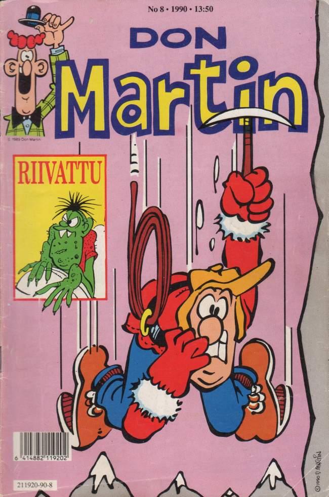 Don Martin #8 • Finland