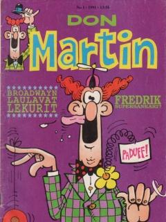 Don Martin #1 • Finland