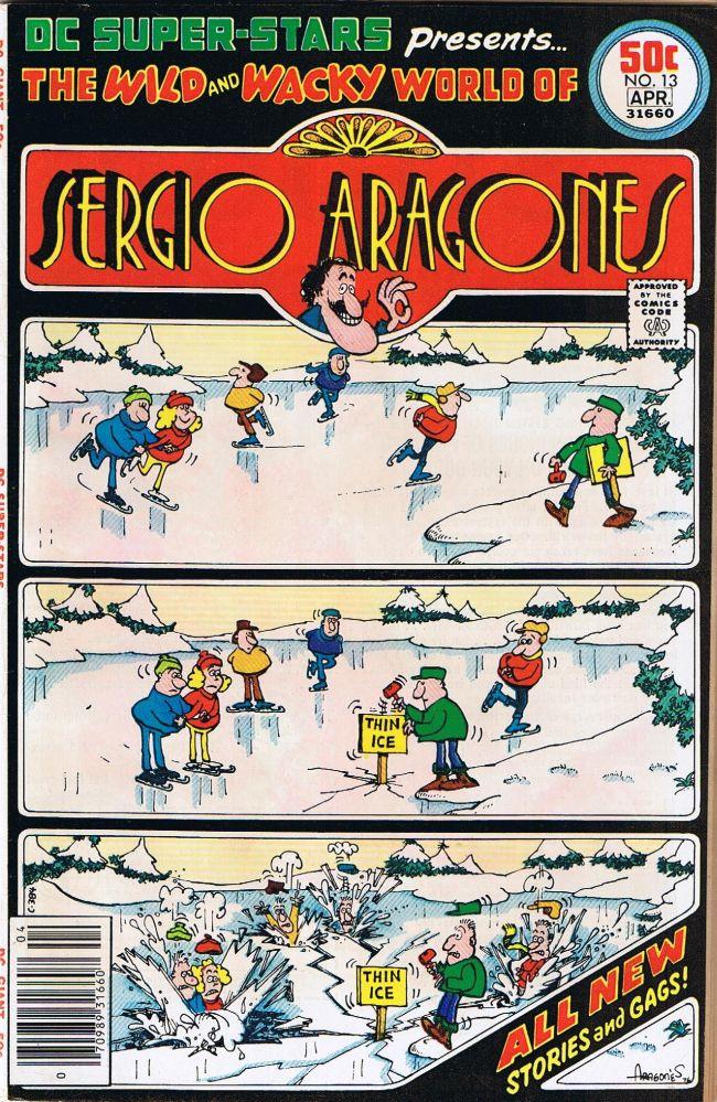 DC Super-Stars Presents: Sergio Aragones #13 • USA