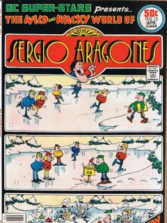 Go to DC Super-Stars Presents: Sergio Aragones #13