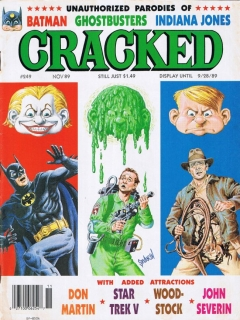 Go to Cracked #249 • USA