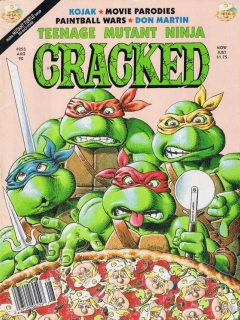 Go to Cracked #255 • USA