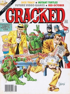 Go to Cracked #256 • USA