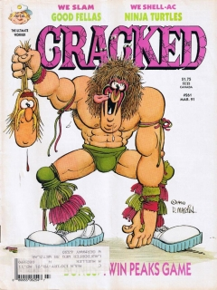 Go to Cracked #261 • USA