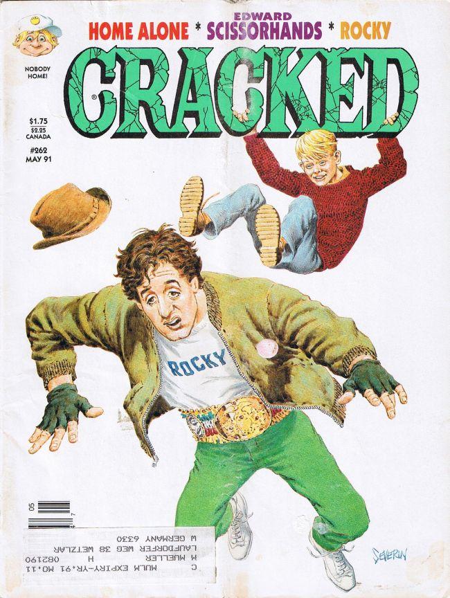 Cracked #262 • USA