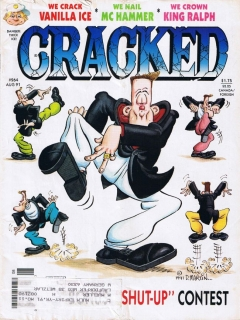 Go to Cracked #264 • USA
