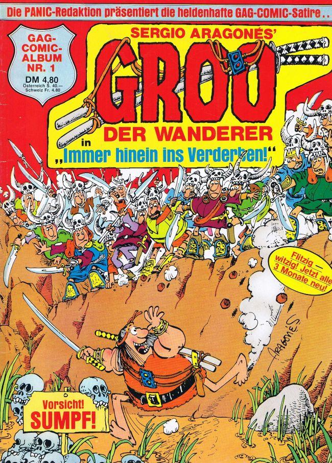 Groo - Der Wanderer #1 • Germany