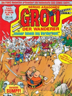 Groo - Der Wanderer #1 • Germany