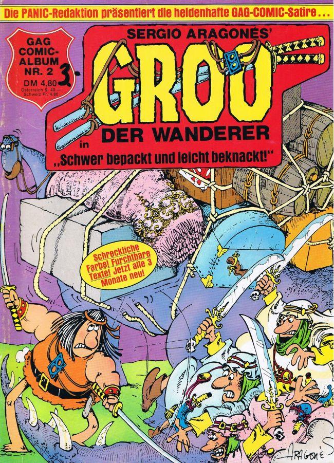 Groo - Der Wanderer #2 • Germany