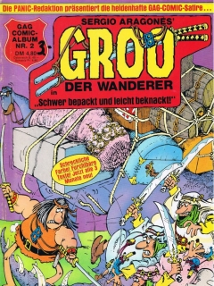 Go to Groo - Der Wanderer #2 • Germany