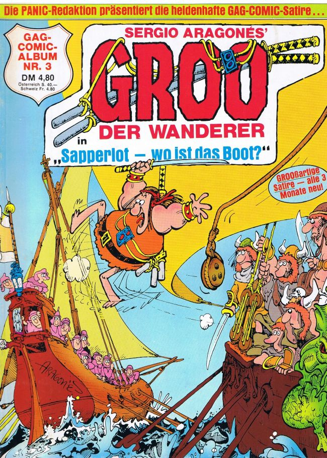 Groo - Der Wanderer #3 • Germany