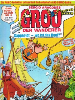 Go to Groo - Der Wanderer #3