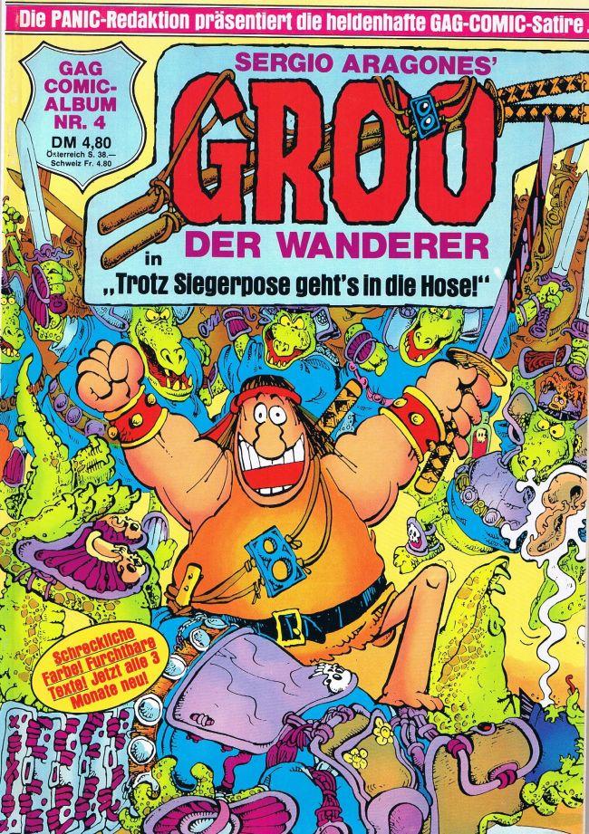 Groo - Der Wanderer #4 • Germany