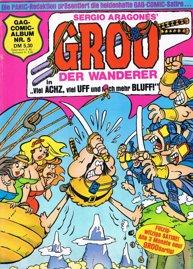 Groo - Der Wanderer #5 • Germany