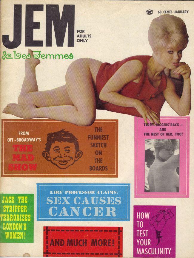JEM & Les Femmes #6 • USA