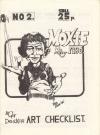 Moxie Fanzine #2
