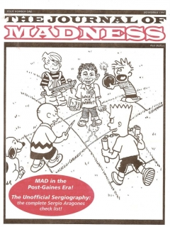 Go to Journal of Madness #1 • USA