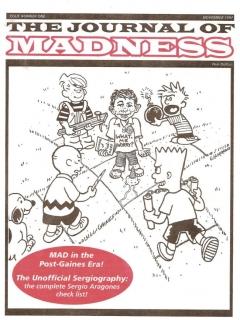 Journal of Madness #1 • USA