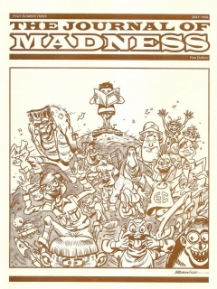 Go to Journal of Madness #3 • USA