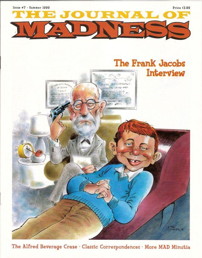 Journal of Madness #7 • USA