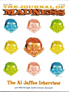 Go to Journal of Madness #9 • USA
