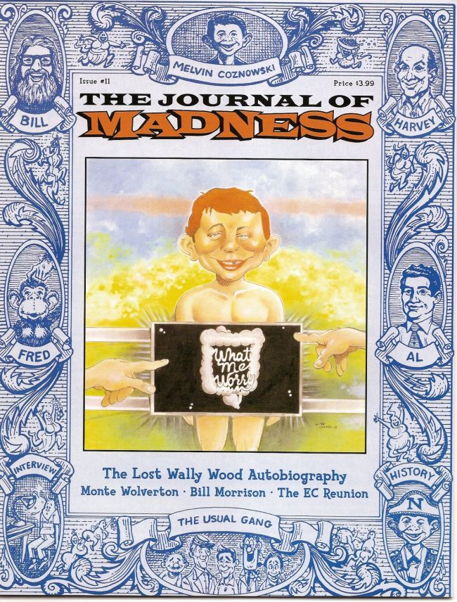Journal of Madness #11 • USA