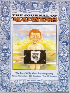 Go to Journal of Madness #11 • USA